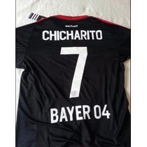 Jersey Bayern Leverkusen Chicharito 7 Adidasadidas