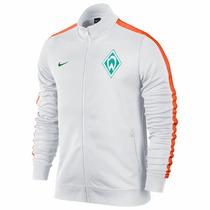 Chamarra Trackjacket N98 Werder Bremen Temporada 2014 Nike