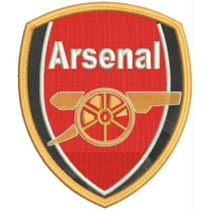 Logos Bordados Para Tu Jersy Del Arsenal