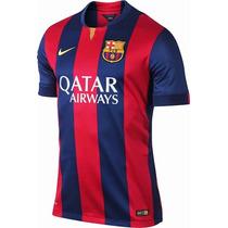 Jersey Original Barcelona 2015 Messi Neymar Envío Gratuito