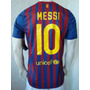 Playera Barcelona Code 7 Messi ..espectacular