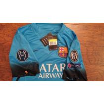 Jersey Nike Barcelona Champions League 2015-16 Original 100%