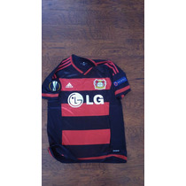 Jersey Bayer Leverkusen Chicharito Europa League 2016 Local