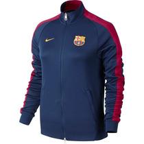 Chamarra Nike Barcelona La De La Final De La Champions Leagu