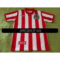 Jersey Playera Chivas Guadalajara Retro Campeonísimo
