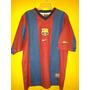 Jersey Barcelona F. C. B. Nike Original Temporada 1999