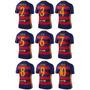 Jersey Niño Barcelona 2015-2016 Messi Iniesta Suarez Neymar