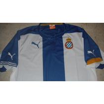Jersey Puma 100% Original Español De Barcelona 14-15 No Clon