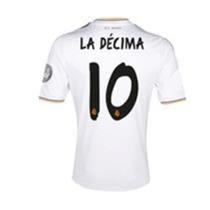Jersey Real Madrid La Decima Conmemorativa 10 Copas Original