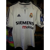 Jersey Playera Real Madrid Champions League Uefa 2003