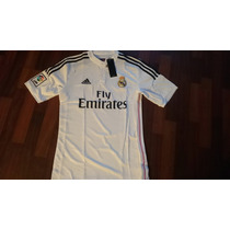 Jersey Adidas Real Madrid 2015 Local C/numeracion Original