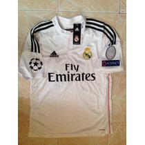 Real Madrid Adidas 2014-2015 Original Talla S,m,l,xl Nueva