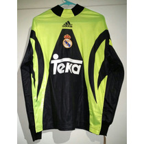 Jersey Real Madrid Adidas Portero Iker Casillas Debut 1999