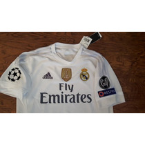 Jersey Adidas Real Madrid 15-16 Local Champions Original