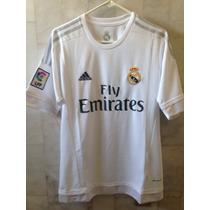 Jersey Real Madrid Cristiano Ronaldo Local Adidas M Original