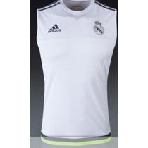 Articulos Adidas Entrenamiento Real Madrid 2015-16 Original