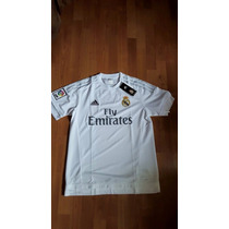 Jersey Adidas Real Madrid 15-16 Local Adizero Original