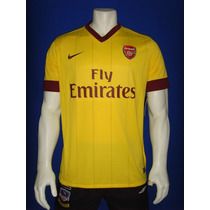 Playera Arsenal Visita 2010 / 2011