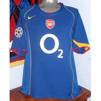 Arsenal Nike Visita Champions League 2005 Thierry Henry Joya