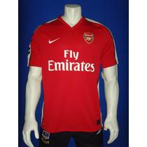 Playera Arsenal Champions League V. Persie 2008 / 2010