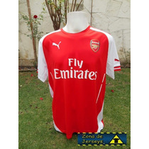 Jersey Arsenal Puma Local Inglaterra 2014-2015 ¡¡ Gunners