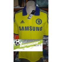 Jersey Adidas Chelsea Inglaterra Local 14-15 100% Original