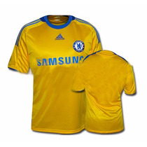 Jersey Nuevo Chelsea Campeon Fa Cup Adidas Super-soccer