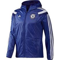 Chamarra Adidas Chelsea Inglaterra Anthem 14-15 100%original