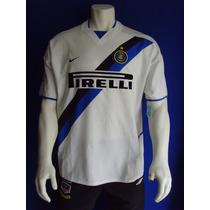 Playera De Utileria Del Inter De Milan 2002 / 2003 Champions
