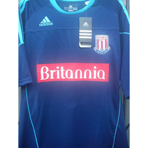 Jersey Stoke City Inglaterra Adidas Formotion Nuevo Grande