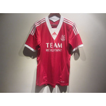 Jersey Adidas Aberdeen Escocia Local Formotion Talla L