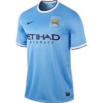 Jersey Nike Manchester City Talla G No Pirata Envío Gratis!