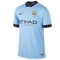 Jersey Nike Manchester City Local 2015 Original Jugador