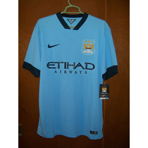 Jersey Manchester City 2014 2015 Local