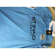 Jersey Manchester City Kun Agüero