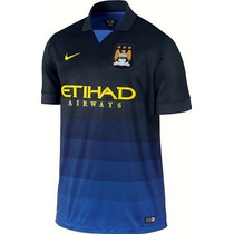 Jersey Manchester City 2015 Agüero Silva Zabaleta Bony Nasri