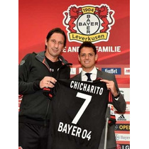 Jersey Bayer Leverkusen Chicharito!!!!!