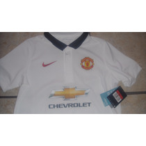 Jersey Nike Manchester United Inglaterra *no Clones*de Niño