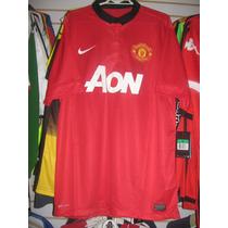 Playera Nike Del Manchester United Talla Xl