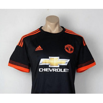 Playera Manchester United 2015-2016 Liga De Campeones