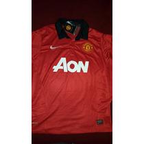 Jersey Playera Manchester United Diablos Man U Envío Gratis
