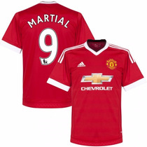 Manchester United Jersey 2016 Rooney, Memphis, Rojo