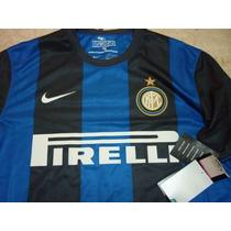 Jersey Nike Inter D Milan Italia Calcio 2012-2013 Juventus