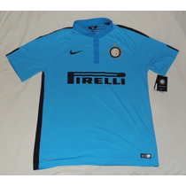 Jersey Inter De Milan Alternativo Serie A 14/15 Marca Nike