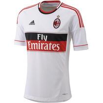 Jersey Adidas Ac Milan Talla M !no Pirata! !envío Gratis!!
