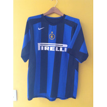 Jersey Inter De Milán Nike Total90 Seminuevo