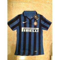 Inter De Milán Nike 2015-16 Talla S,m,l,xl Nueva Adulto