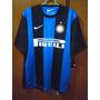 Jersey Nike Inter De Milán 2012 - 2013