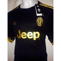 Jersey De La Juventus 2016 Negro