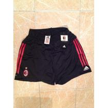 Milán Adidas Short Original Talla S,m Y L Nuevo Original